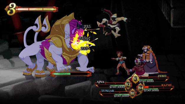 Indivisible Screenshot 19