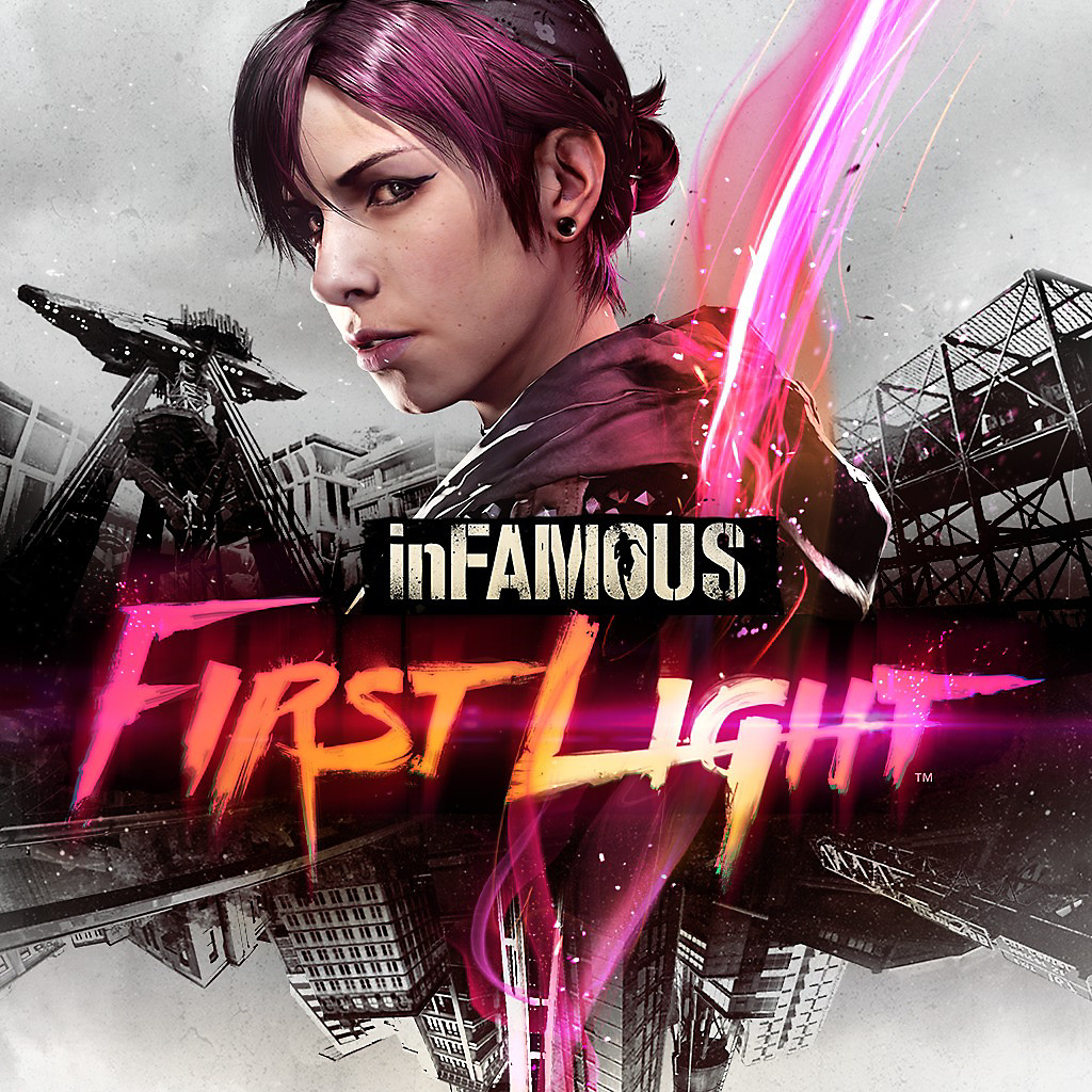 inFAMOUS First Light - PS4 Pro