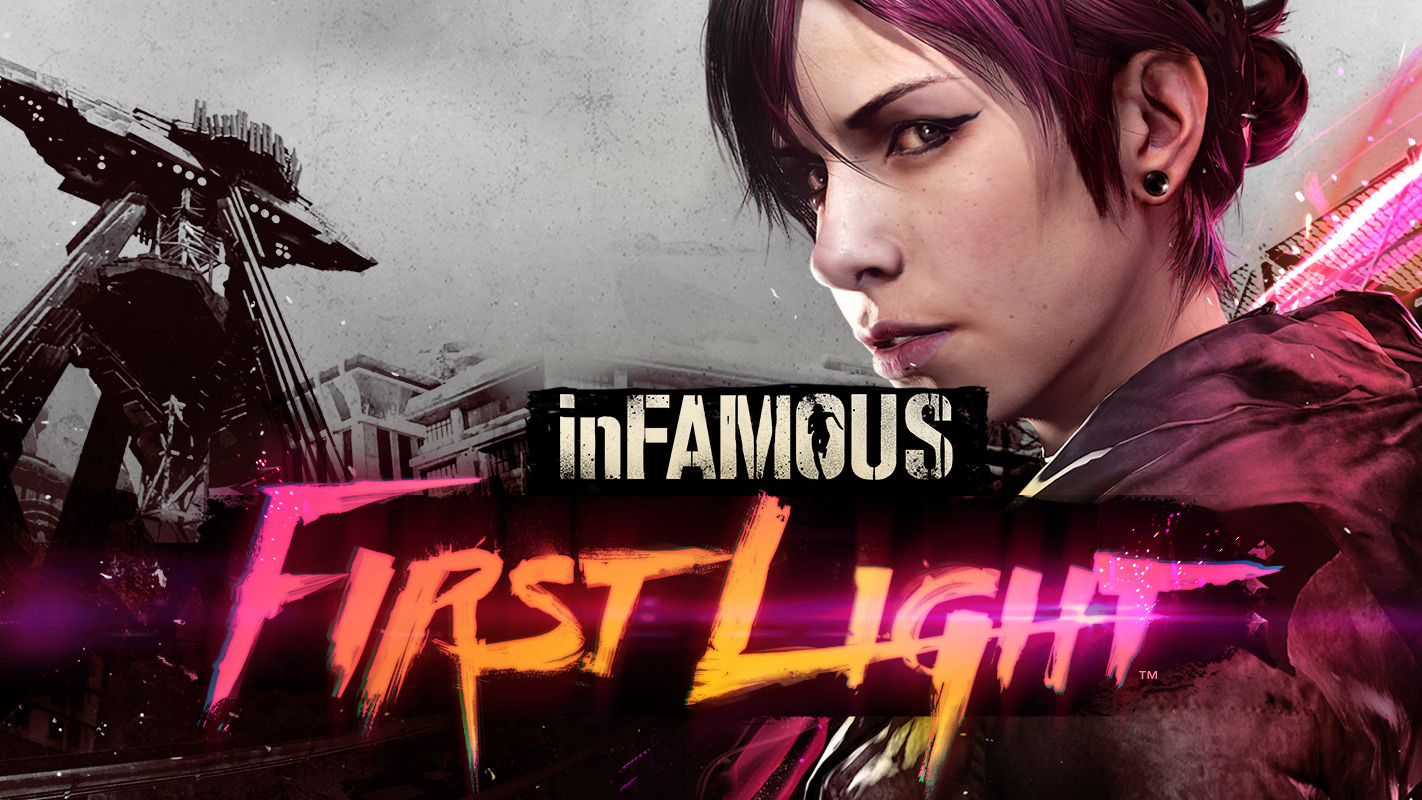 inFAMOUS First Light™ Game | PS4 - PlayStation