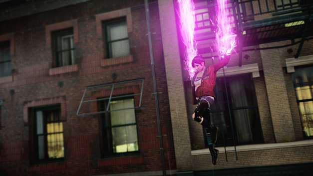 inFAMOUS First Light™ Screenshot 4