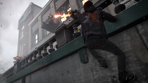 INFAMOUS Second Son™  Screenshot 4