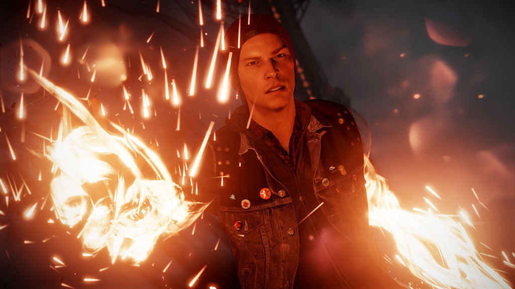Infamous: Second Son PlayStation 4 by Sony: Amazon.ae | 575x1024