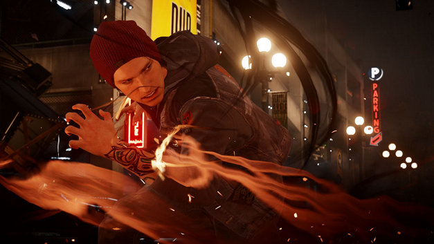 INFAMOUS Second Son™  Screenshot 7