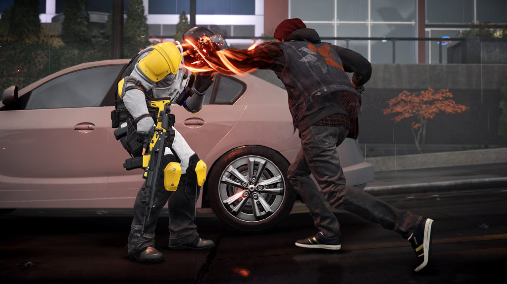 ps4 emulator infamous second son