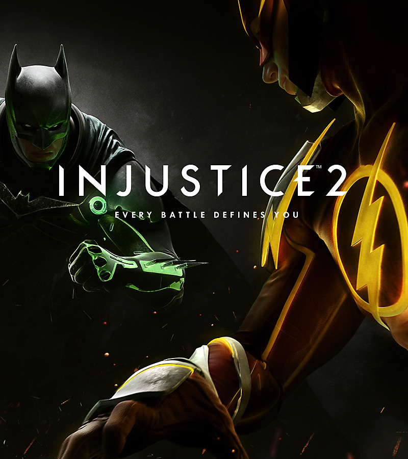 Injustice 2 - PS4 Pro