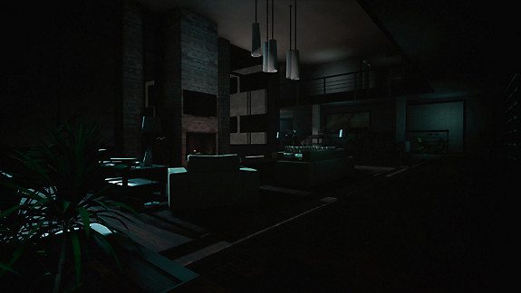 Intruders: Hide and Seek - Screenshot INDEX