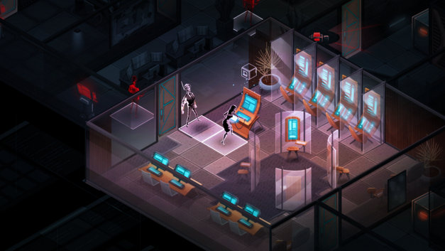 Invisible, Inc. Console Edition Screenshot 1