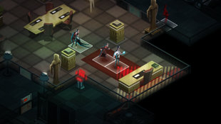 Invisible, Inc. Console Edition Screenshot 2