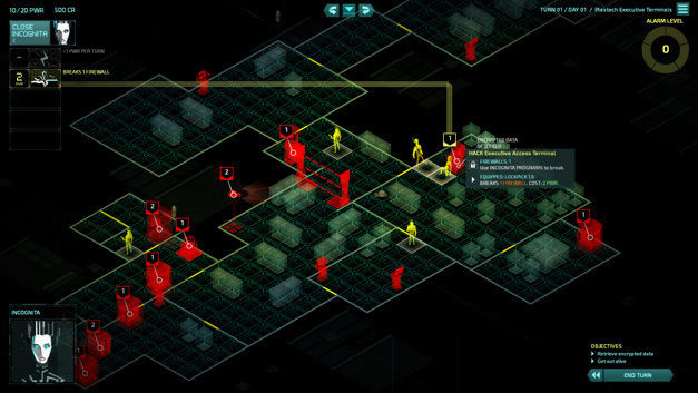 Invisible, Inc. Console Edition Screenshot 4