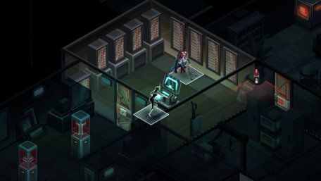 Invisible, Inc. Console Edition Trailer Screenshot