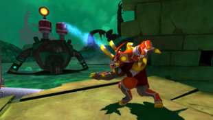 Invizimals™: The Lost Kingdom Screenshot 2
