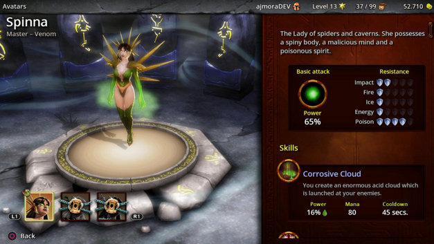 Invokers Tournament™ Screenshot 4