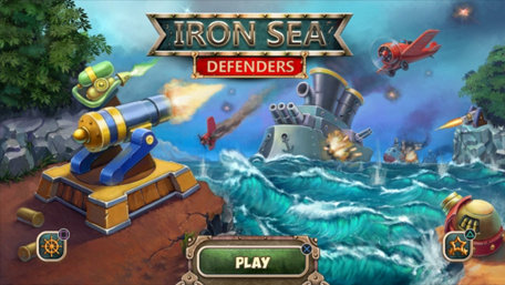 Iron Sea Defenders Trailer Screenshot