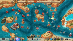 Iron Sea Defenders Screenshot 3