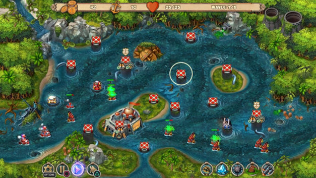 Iron Sea Defenders Screenshot 4