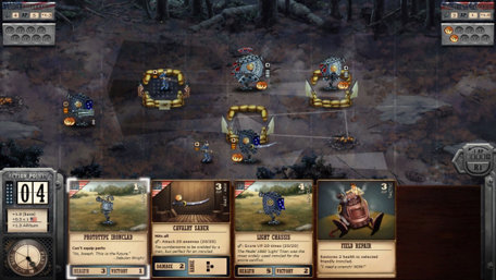 Ironclad Tactics Trailer Screenshot
