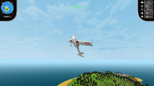 Island Flight Simulator Screenshot 6