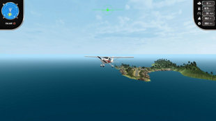 Island Flight Simulator Screenshot 8