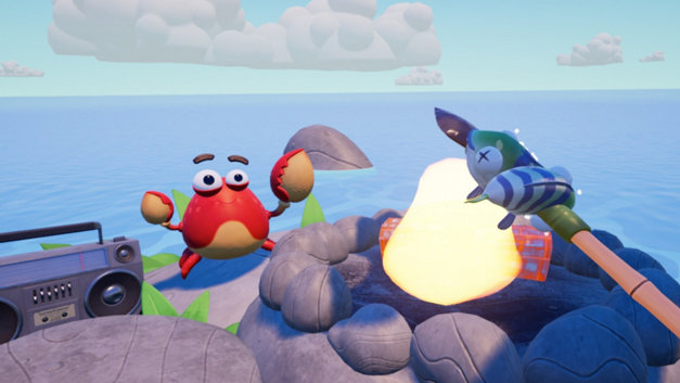 Island Time VR Screenshot 1