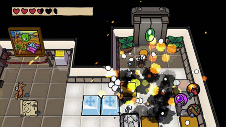 Ittle Dew 2 Trailer Screenshot