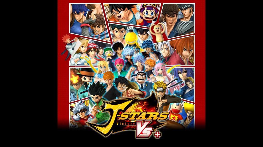 J-STARS Victory Vs+ Game | PS4 - PlayStation