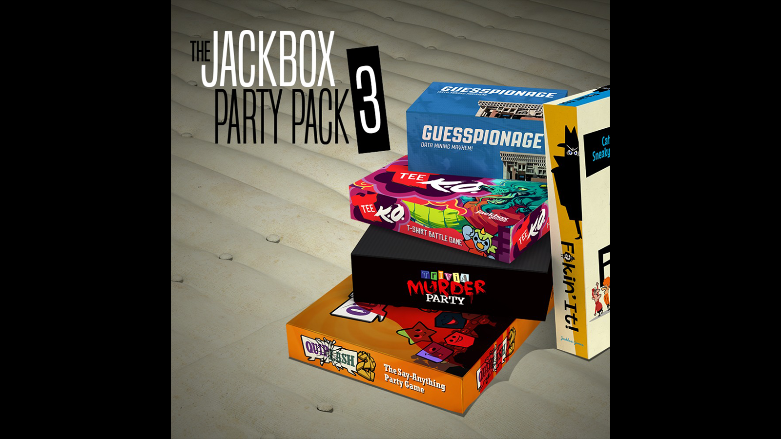 The Jackbox Party Pack 3 Game | PS4 - PlayStation