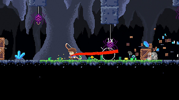 JackQuest Tale of the Sword - Screenshot INDEX