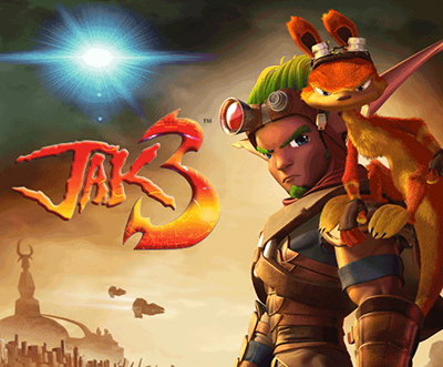 Jak And Daxter Game Ps4 Playstation