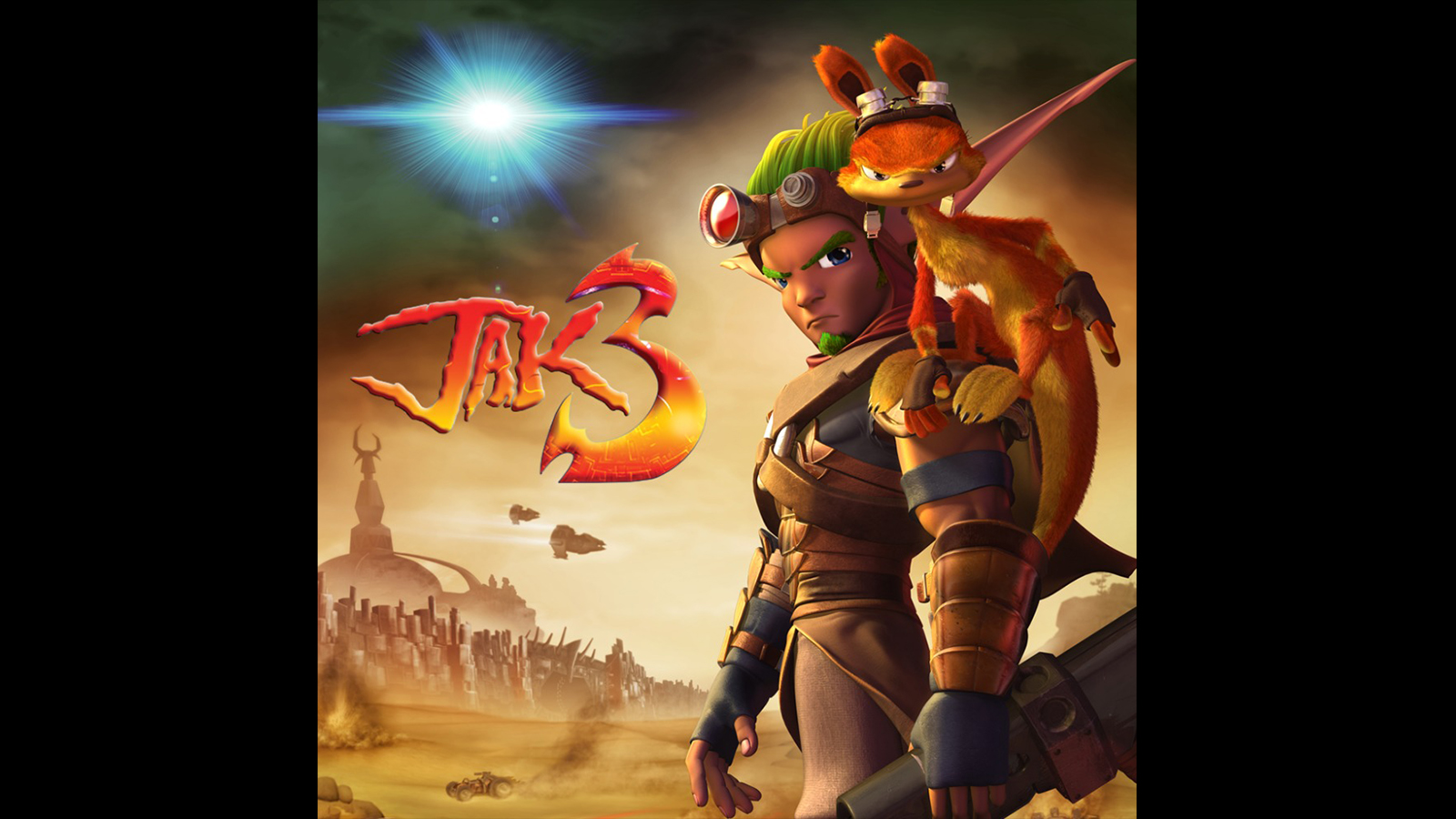 Jak And Daxter Overview World Map Ps2 Playstation 2 Ps3: PS4 - PlayStation