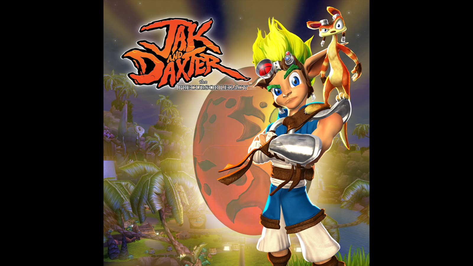 Jak And Daxter The Precursor Legacy Game Ps4 Playstation