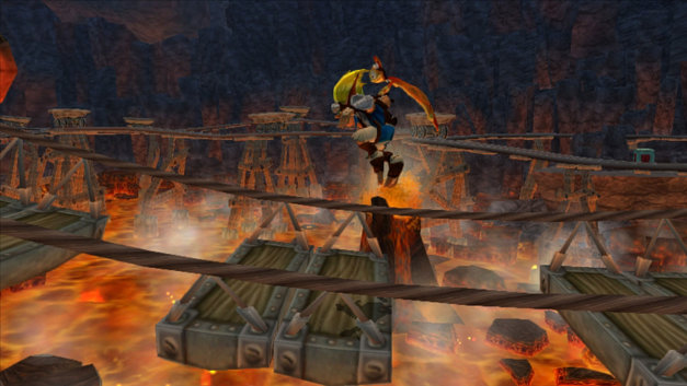 Jak and Daxter: The Precursor Legacy™ Screenshot 10