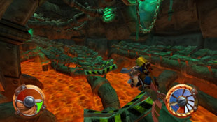 Jak and Daxter: The Precursor Legacy™ Screenshot 9