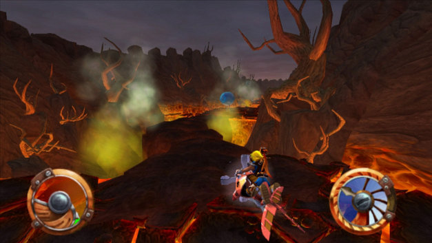 Jak and Daxter: The Precursor Legacy™ Screenshot 1