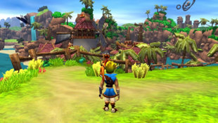 Jak and Daxter: The Precursor Legacy™ Screenshot 2