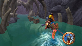 Jak and Daxter: The Precursor Legacy™ Screenshot 3