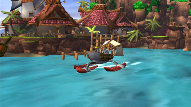 Jak and Daxter: The Precursor Legacy™ Screenshot 4