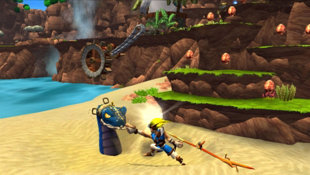 Jak and Daxter: The Precursor Legacy™ Screenshot 6