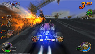 Jak X: Combat Racing Screenshot 5