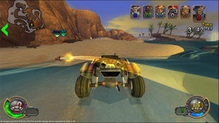 Jak X: Combat Racing Screenshot 3