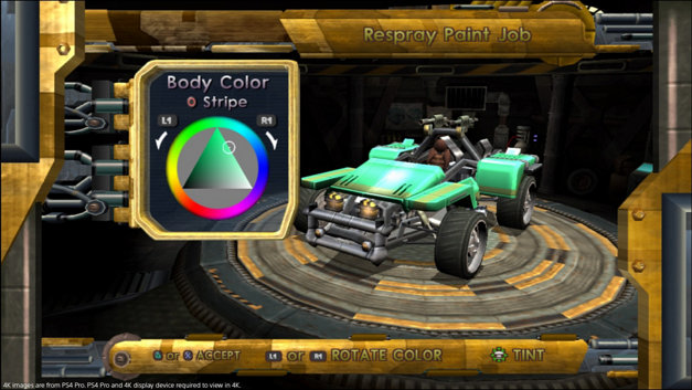 Jak X: Combat Racing Screenshot 1