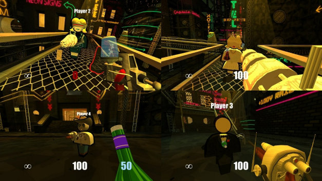Jazzpunk: Director's Cut Screenshot 10