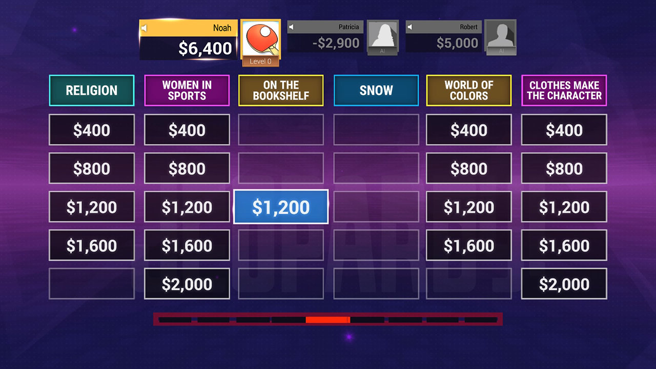 Jeopardy!® Game | PS4 - PlayStation