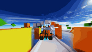Jet Car Stunts Screenshot 2