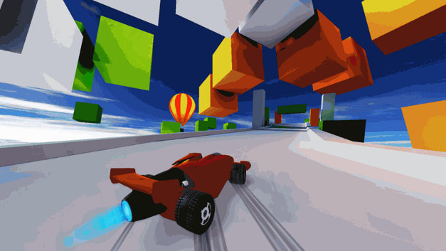Jet Car Stunts Screenshot 4
