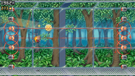 Jetpack Joyride Deluxe Trailer Screenshot