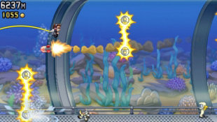 Jetpack Joyride Screenshot 9