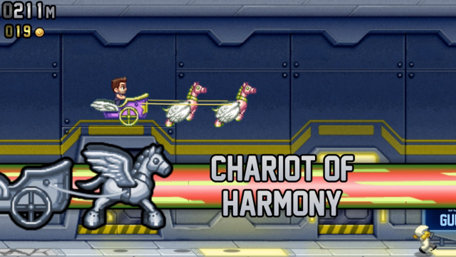 Jetpack Joyride Trailer Screenshot
