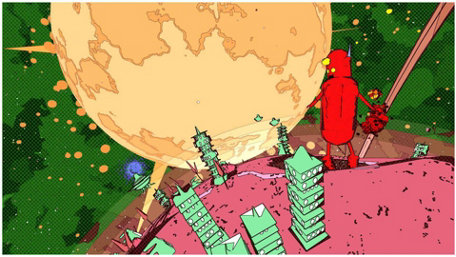 Jettomero Trailer Screenshot