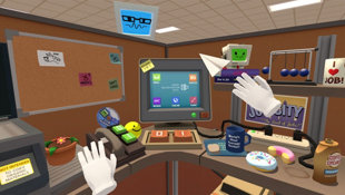 Job Simulator: The 2050 Archives Screenshot 5