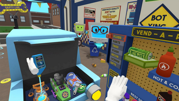 Job Simulator: The 2050 Archives Screenshot 1